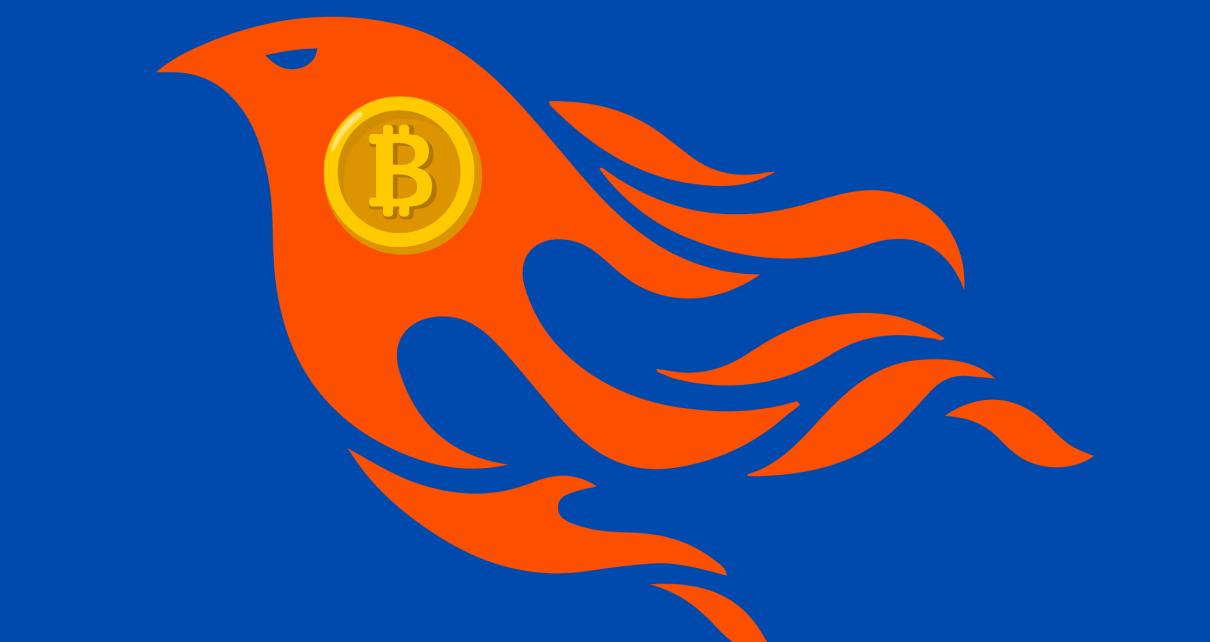 Bitcoin as a phoenix