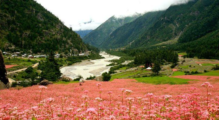 Sangla-Himachal-Pradesh