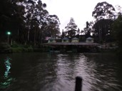 Boat ride at Ooty lake