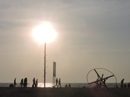 Sunset at Malpe Beach