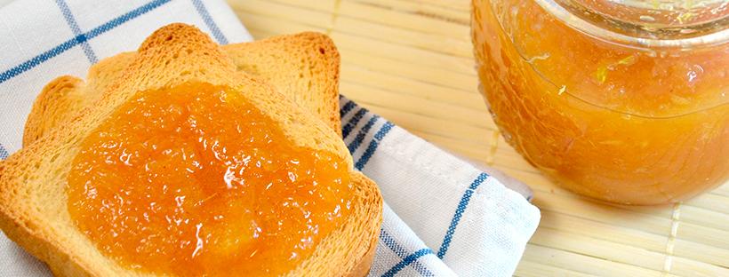 Confettura arancia e cannella