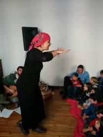 Silvia Nanclares como Harriet Tubman