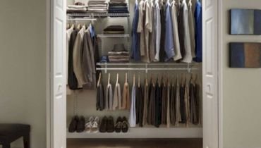 Closet Organization Ideas modern