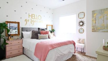 cute girl bedroom ideas