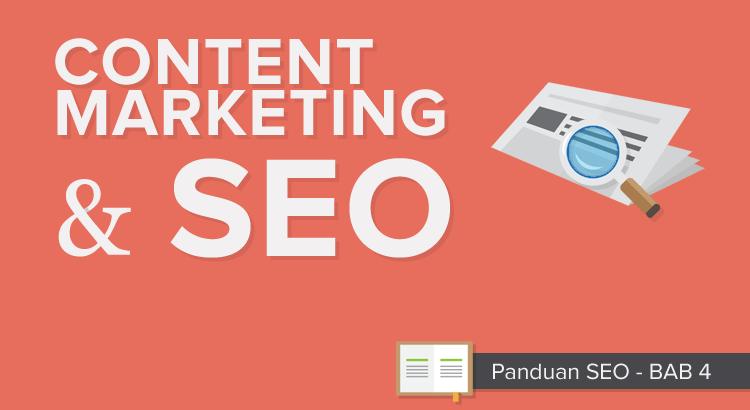 Content Marketing Sebagai Bagian Utama dari Strategi SEO