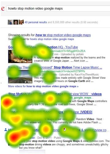 heatmap rich snippets