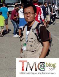 Taufik Hidayat TMCBlog