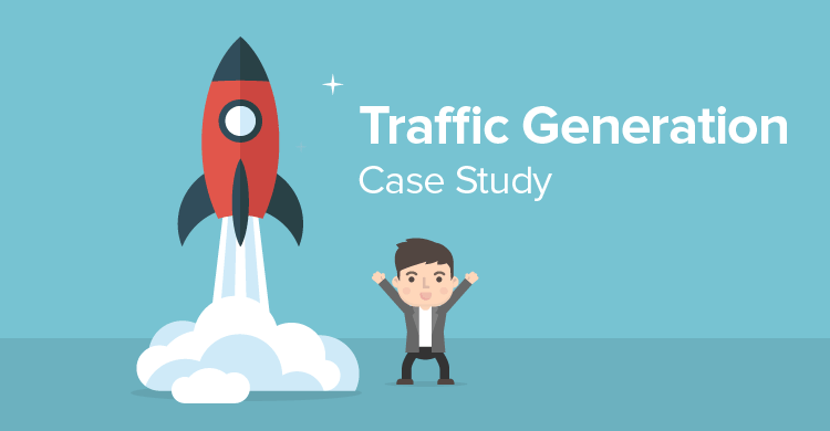 17 Ways to Increase Website Traffic by 419.16% in 90 days Without Paid Marketing [Case Study]