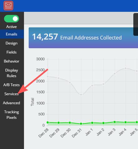 Integrasi SumoMe dan MailChimp