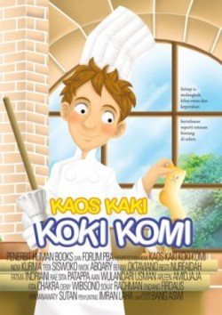 Buku Anak - Koki Komi