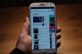 Spesial Samsung Galaxy Note 2 Putih