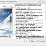 Galaxy Note2 Toolkit V 2.0