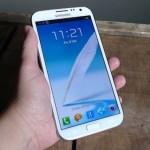 Gambar Samsung Galaxy Note 2 - Tahun 2013