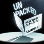 Samsung Unpacked 2013 di New York