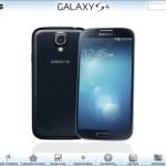 Online Demo Galaxy S4