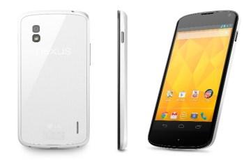 Nexus 4 Putih