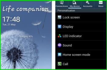 Android 4.2.2, Aplikasi BBM