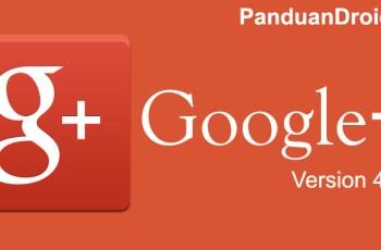 Google+, Google+ versi 4.4, update, social network