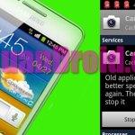 Warning Camera Failed, Samsung Galaxy S2, Error Camera