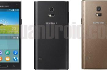 Samsung Z, Tizen mobile Platform, Smartphone