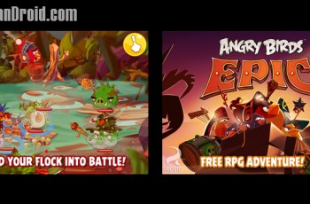 Game Android, Angry Bird, Angry Bird Epic, Download Game Gratis, Play Store