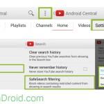 youtube, filter, konten terlrang