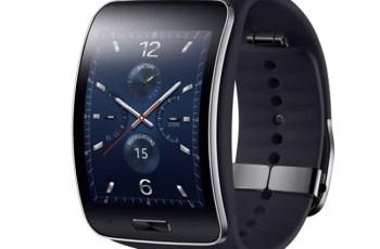 Smartwatch, Samsung Gear S,