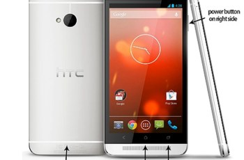 HTC One M8, Kamera 360, UFOcus, Sensor Ultra Pixel