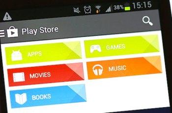 Play store, Aplikasi gagal diinstall