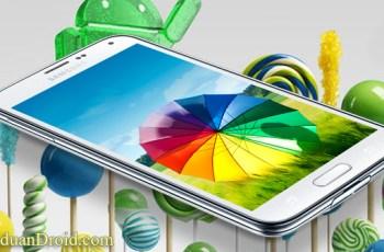 Samsung, Galaxy S5, Android 5.0, Lollipop, Update