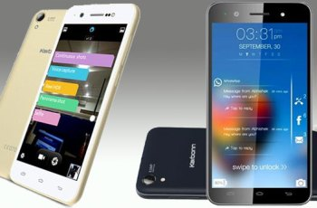Karbonn, Smartphone India, Titanium Mach Two