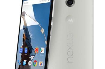 Google Nexus 6, Motorola, Android Lollipop