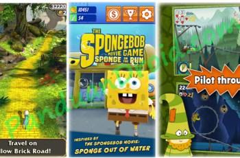 Game Android, Game gratis, Download Game smartphone, Temple Run : OZ, SpongeBob, game 7 kurcaci, Disney