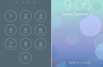 Android, Pattern Lock, PIN, Security