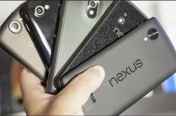 Nexus 4, Nexus 5, Nexus 7, Nexus 10, Android 5.1.1 Lollipop