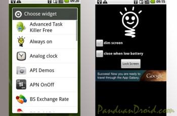 Aplikasi Android, Aplikasi Smartwatch, Always On