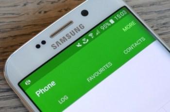 Samsung, Galaxy S6, S6 Edge. Blokir Panggilan masuk