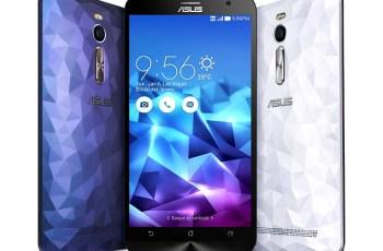 Asus Zenfone 2 Deluxe, Zenfone 2 Laser, Zenfone Selfie, Zenfone Max