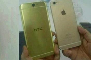 HTC Aero, HTC A9, iPhone