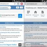 Opera 32 beta, Aplikasi Android
