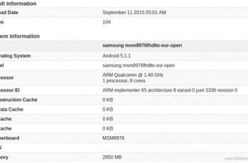 Samsung Galaxy A9, Snapdragon 620