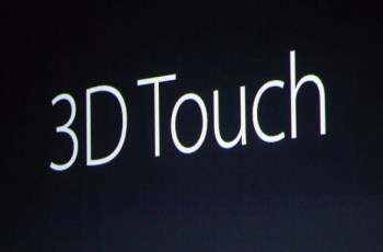3D Touch, Samsung Galaxy S7