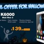 Pre-Order, Okitel K6000, Phablet Android