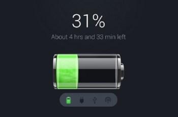 Cara mengisi baterai dengan cepat