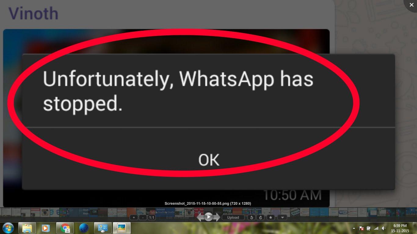 """Cara Mengatasi Masalah """"Unfortunately App Has Stopped"""" di"""