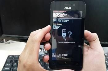 Cara Hard Reset, Asus Zenfone 5