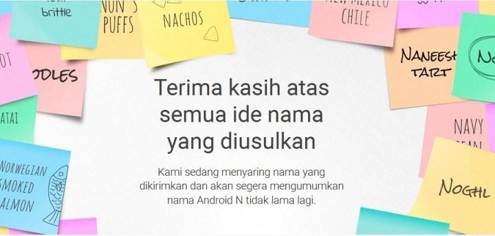 Android N, Nougat, Google I/O