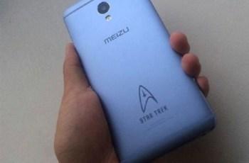 Meizu M3E Edisi Star Trek