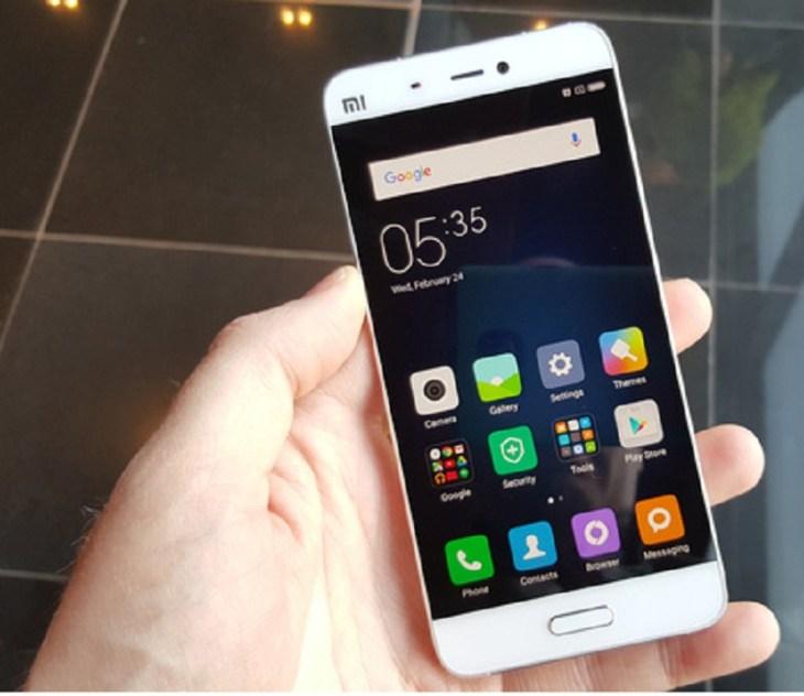 Xiaomi Mi 5 dapat update Android Nougat yang sudah Open Beta ...