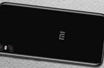 Xiaomi Mi 7 Design